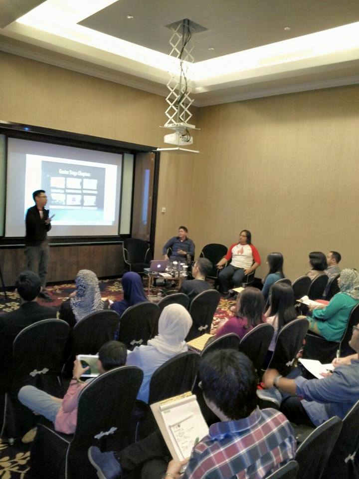 DENTISTPRENEUR 'GOES TO CAMPUS' LAUNCHING at Trans Luxury Hotel Bandung